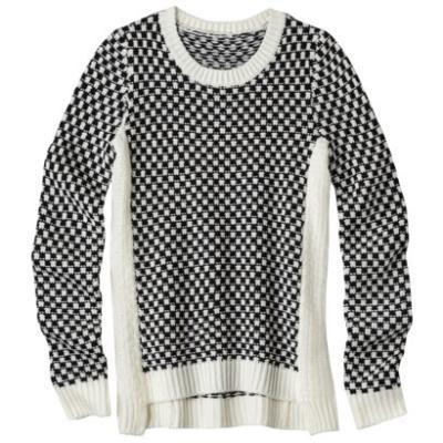 by-design-llc-xhilaration-juniors-pullover-sweater-blackwhite-xxl-original-241959